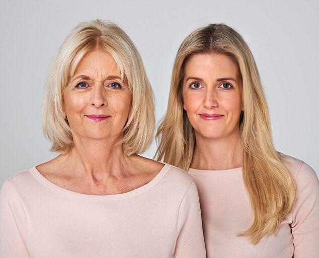 mode moeder en dochter