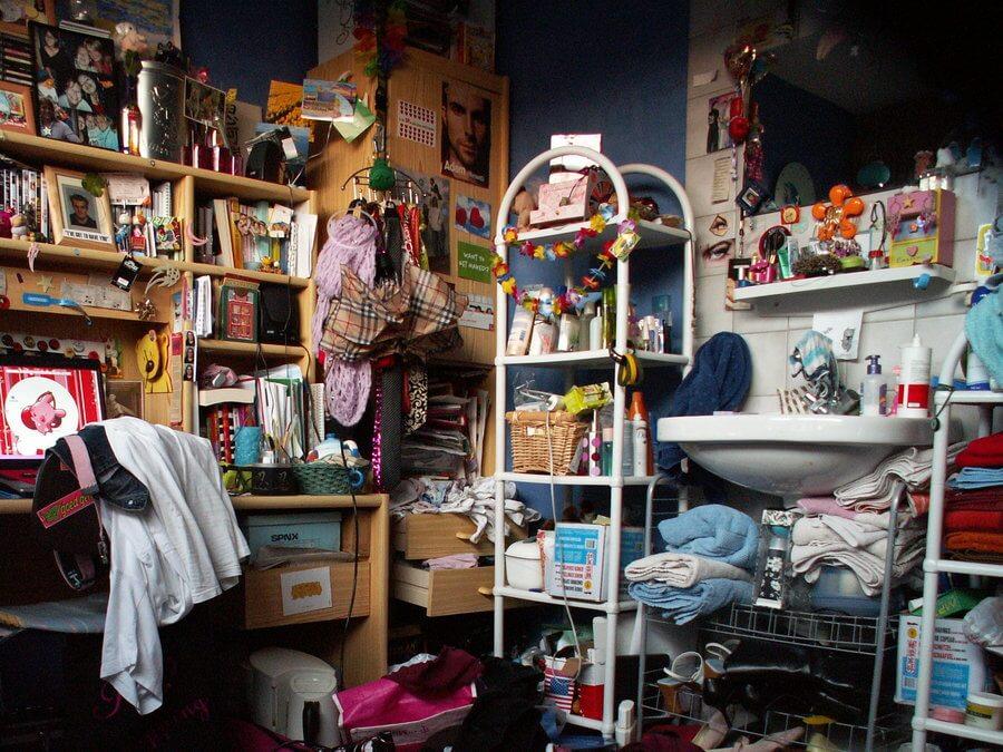 Tips en weetjes gebruik deze 5 tips als je een klein huis for Zolder laten opruimen