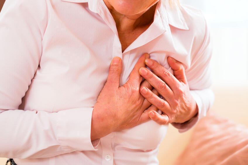 Deze Signalen Kunnen Erop Wijzen Dat Je Een Hartinfarct Kunt Krijgen