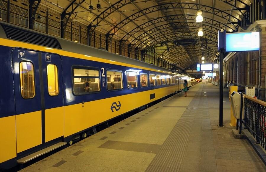 Samen reizen met de trein