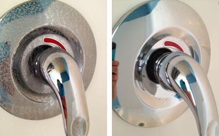 tips kalkaanslag badkamer: kalkaanslag in de douche voorkomen, Badkamer