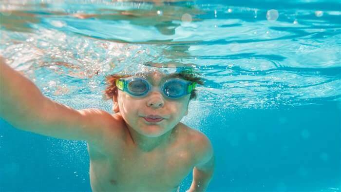je kan ook verdrinken n 225 het zwemmen dit is het en