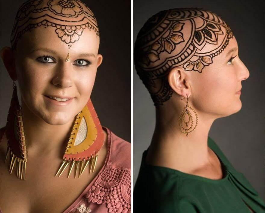 Henna Tattoo Laten Zetten Amersfoort: Wat Een PRACHTIGE Manier Om Kankerpatiënten Hoop En