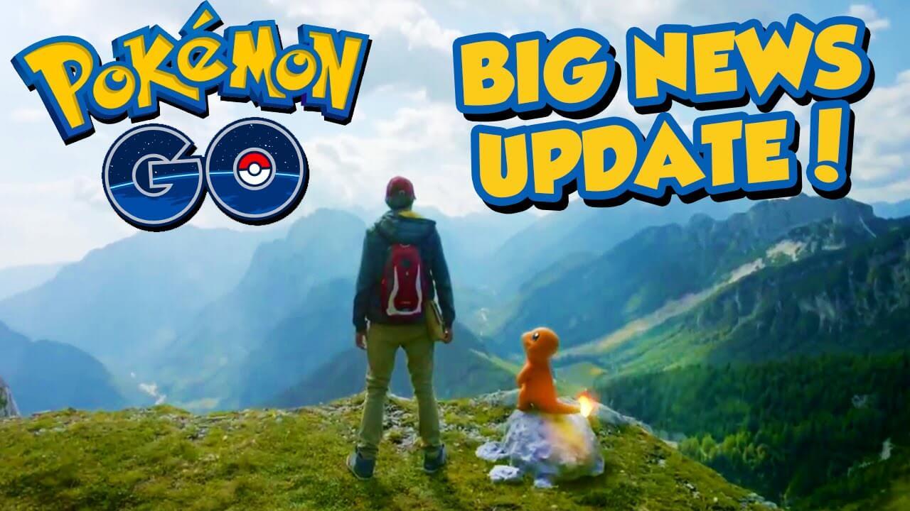 laatste update pokemon go
