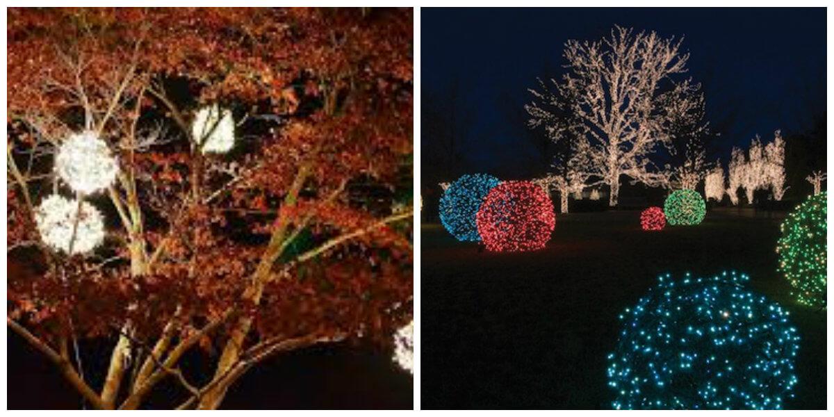 Tips en Weetjes Om deze prachtige verlichte kerstballen te maken heb ...