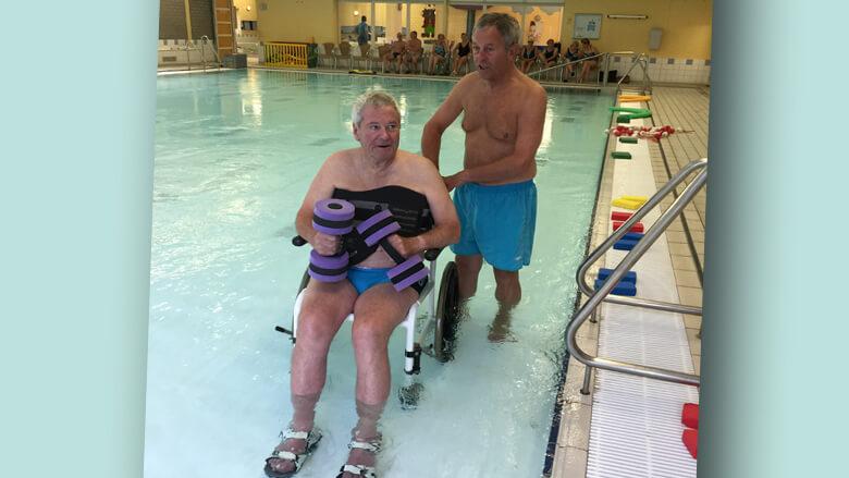 zwembad-gehandicapte
