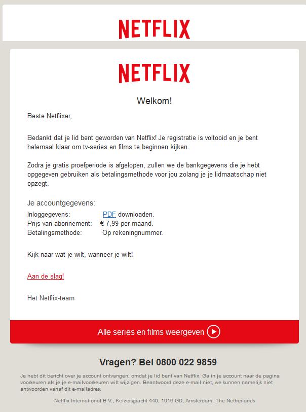 Phishing-mail-Netflix