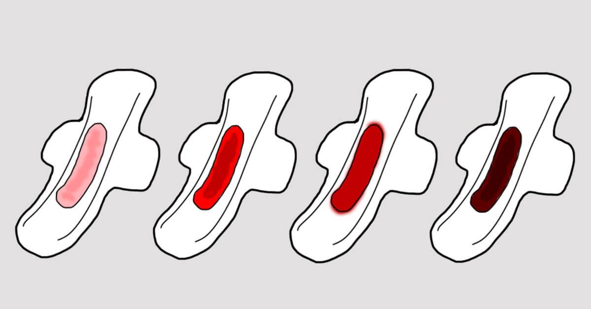 menstruatiebloed