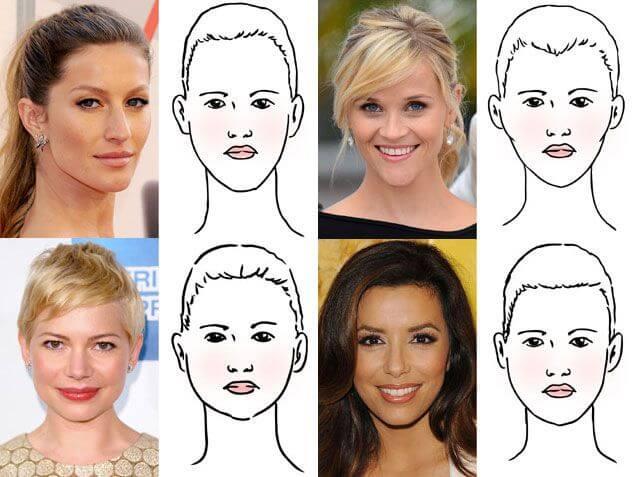 Das Ist Die Frisur Die Am Besten Zu Deiner Gesichtsform Passt