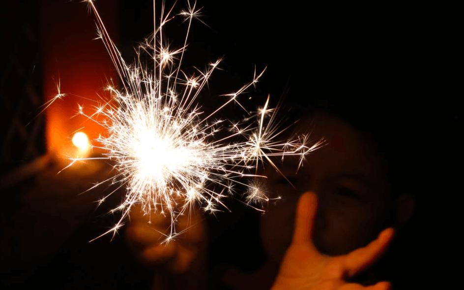 jongeren vuurwerk