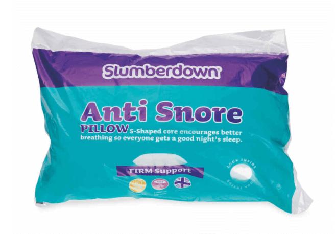 partner anti-snurkkussen Aldi
