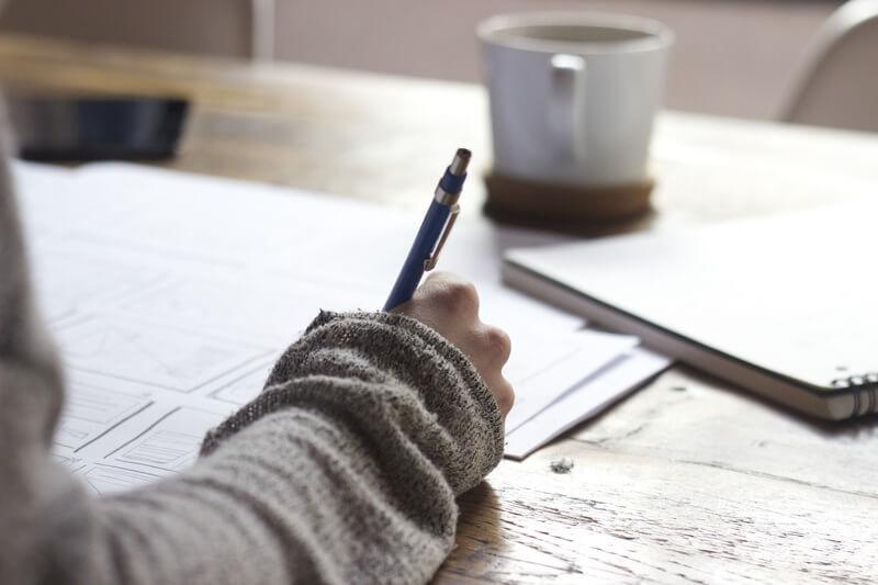 schrijven schrijf