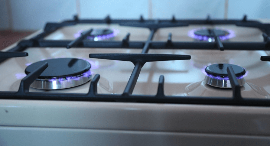 gaspitten schoonmaken ammoniak
