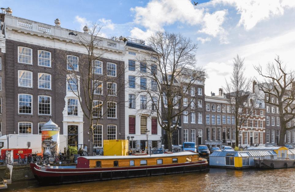 penthouse Amsterdam interieur