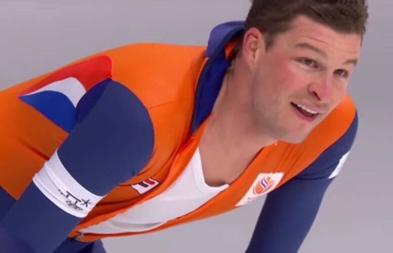 Sven Kramer Olympische Spelen 2018