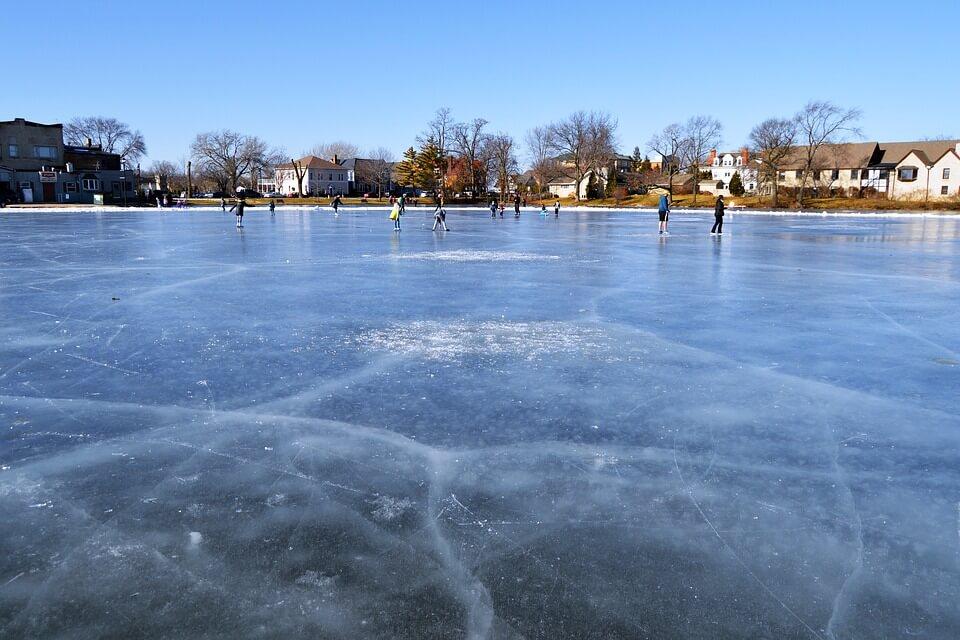 ijs schaatsen