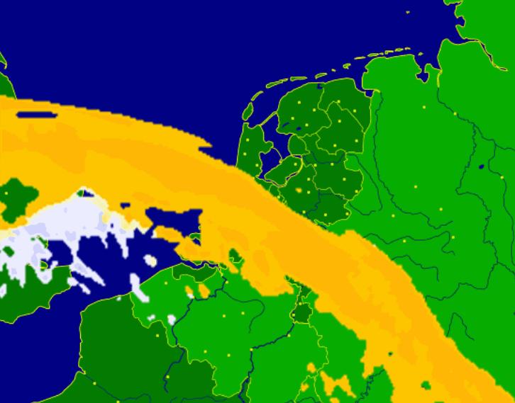 KNMI Nederland