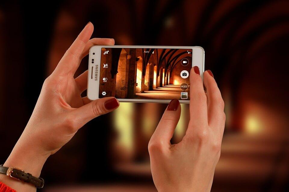 tips foto's smartphone