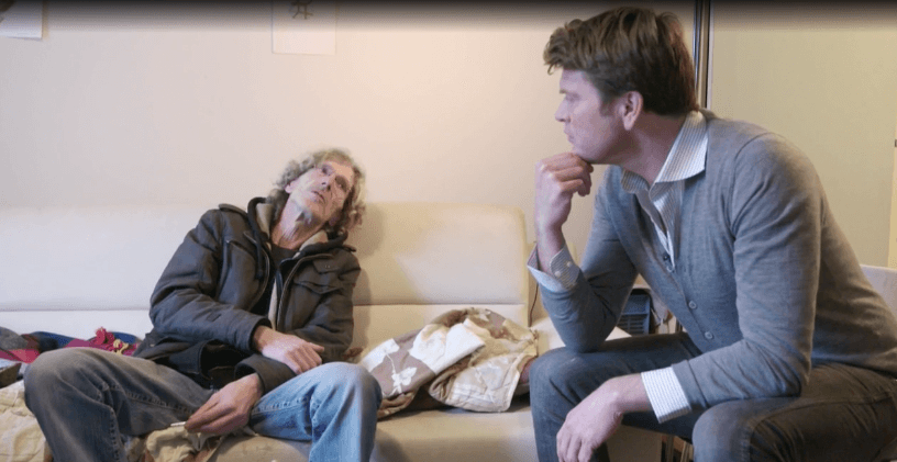 Beau Five Days Inside tv-programma
