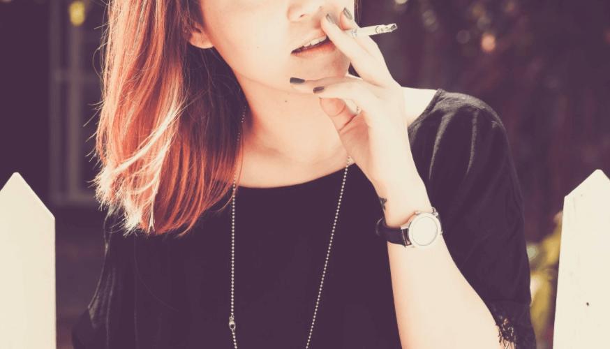 stoppen met roken trucje