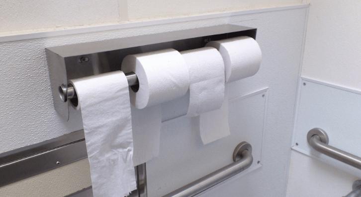 wc-rol persoonlijkheid