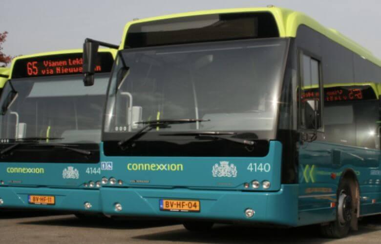 bussen staken meivakantie