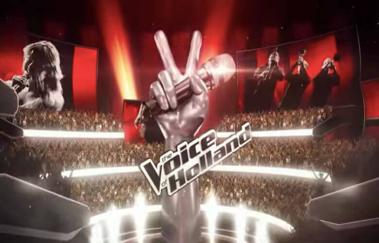 The Voice of Holland nieuwe coach