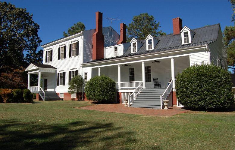 Mensen zetten prachtig huis te koop totdat je de for Bijzondere huizen te koop